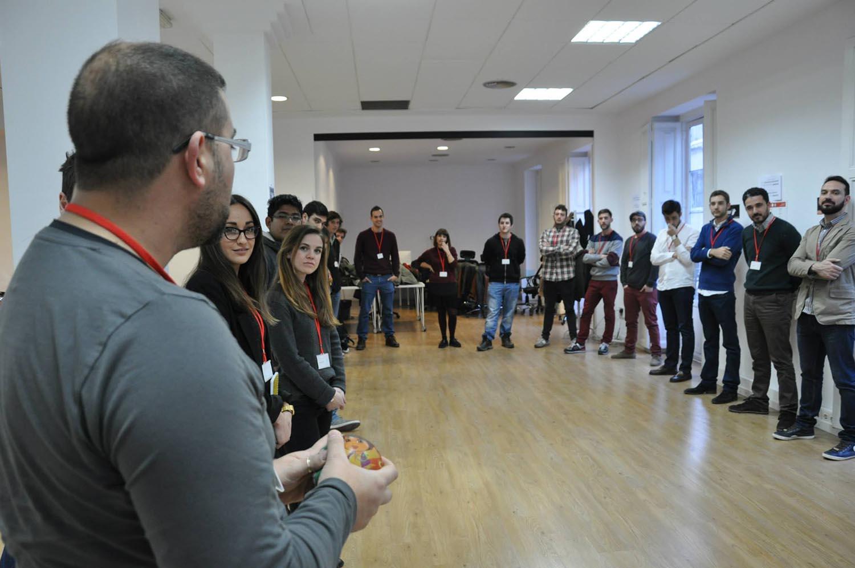 Presentaciones en Allstartup de Demium Startups