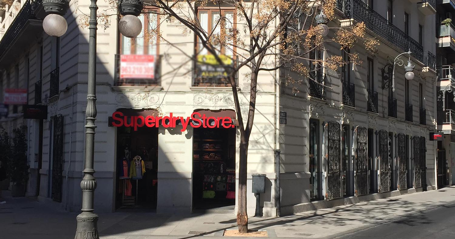 Superdry Store Valencia