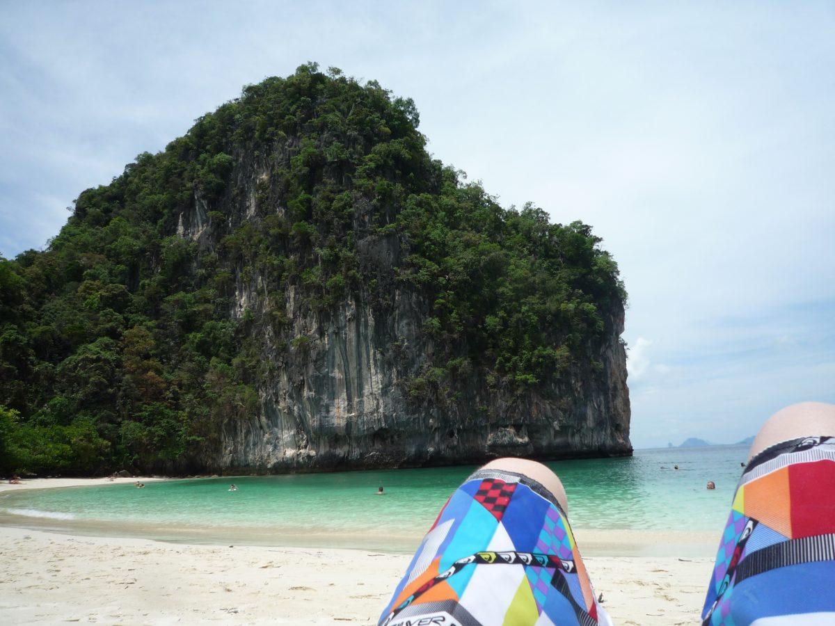 Me voy cuatro meses a Tailandia