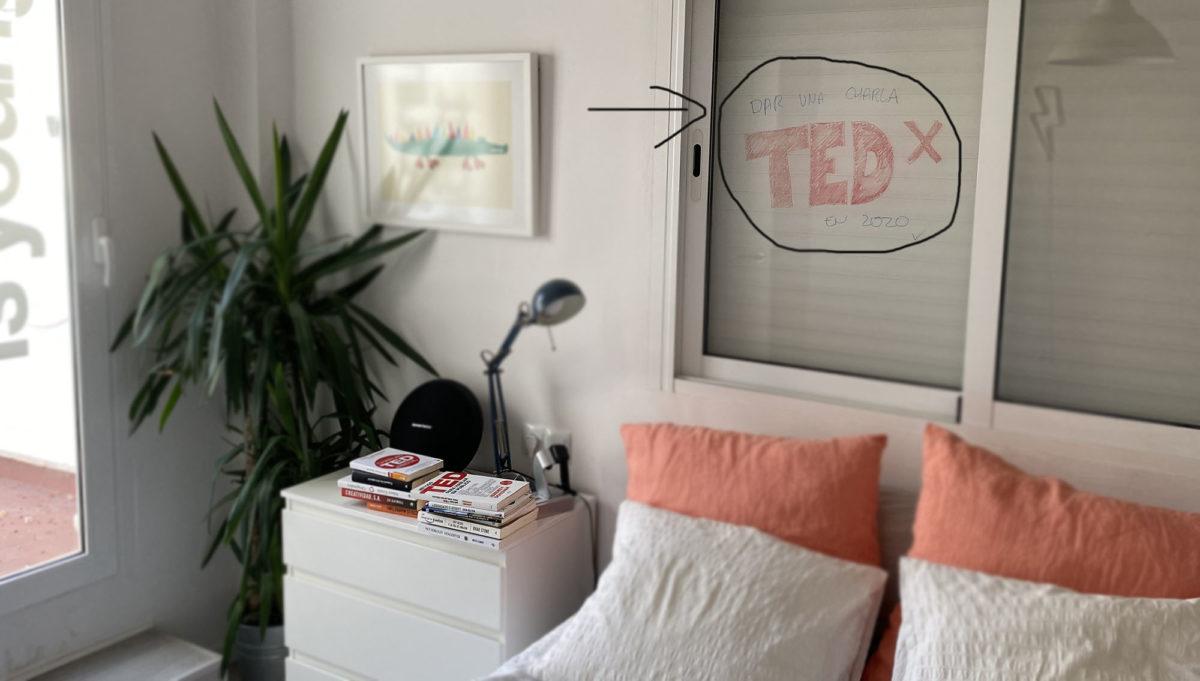 En 2020 voy a dar una charla Ted: cómo conseguir lo que quieres