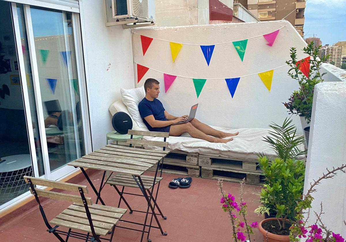 Un emprendedor en cuarentena: primeras cuatro semanas en casa por el coronavirus