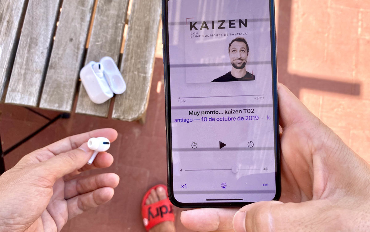 Kaizen, de Jaime Rodríguez de Santiago